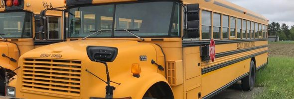 Send the Bus to Haiti